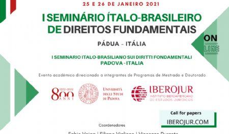 Trabalho de mestranda em Direito sobre queimadas no Pantanal é apresentado em seminário na Itália